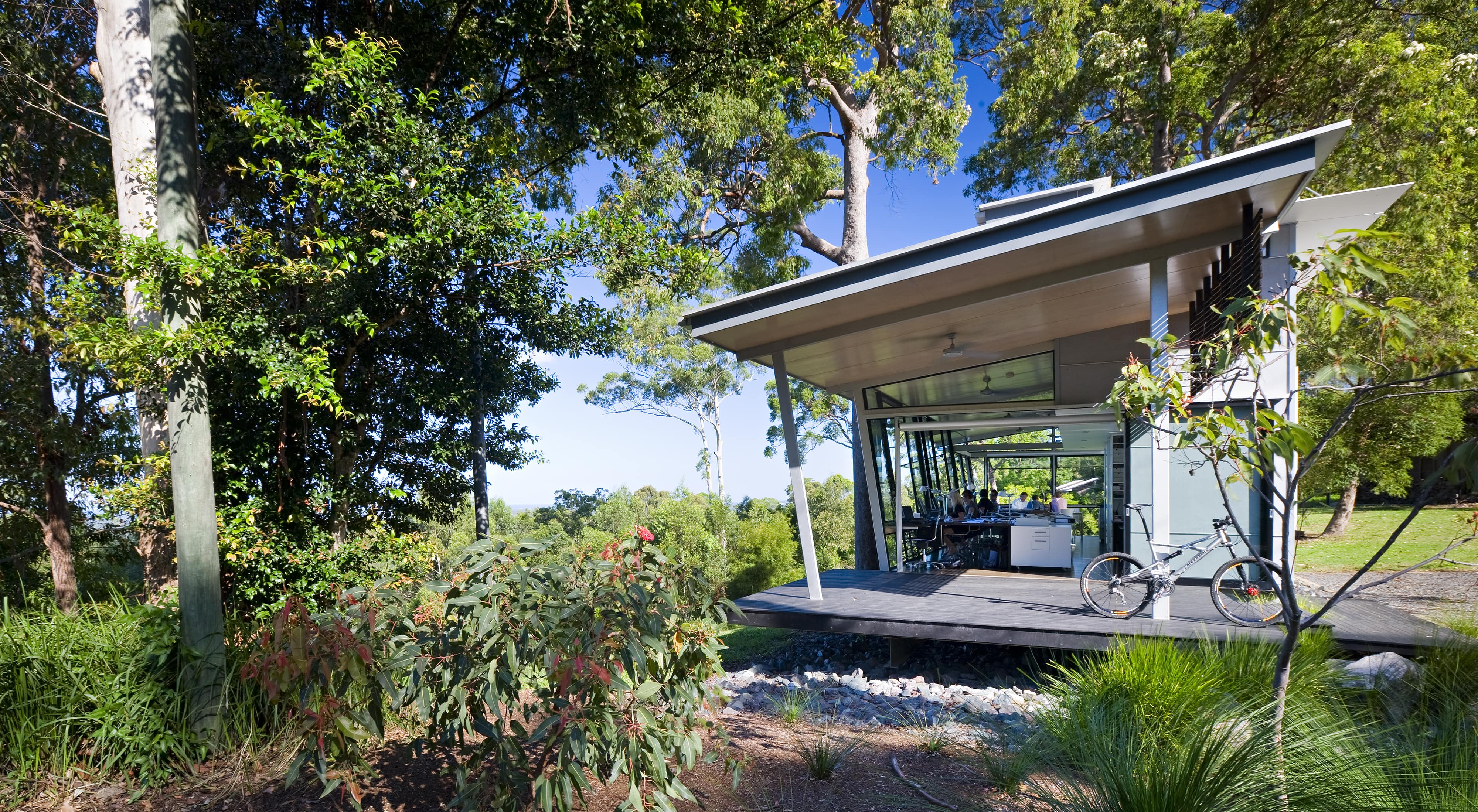 bark architects noosa process